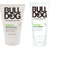 Bulldog Natural Skincare By Bulldog (Moisturiser and Face Wash)
