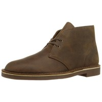 Clarks Men's Bushacre 2 Boot,Beeswax Leather,11.5 M US
