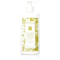 Eminence Organic SkinCare Clear Skin Probiotic Cleanser, 32 Fluid Ounce