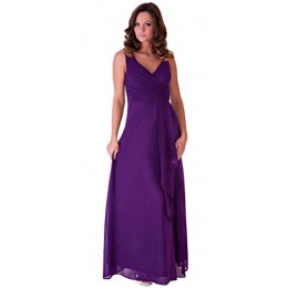 Faship Formal Dress Bridesmaid Wedding Party Full Length Long Evening Gown 4-22