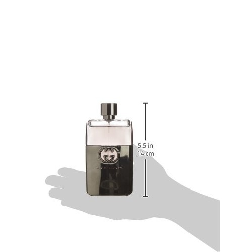 Gucci Guilty by Gucci for Men - 3 oz EDT Spray