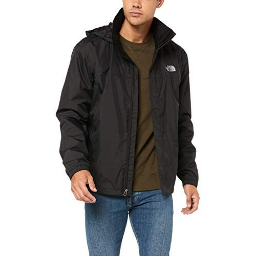 Men's The North Face Resolve 2 Jacket TNF Black Size Small