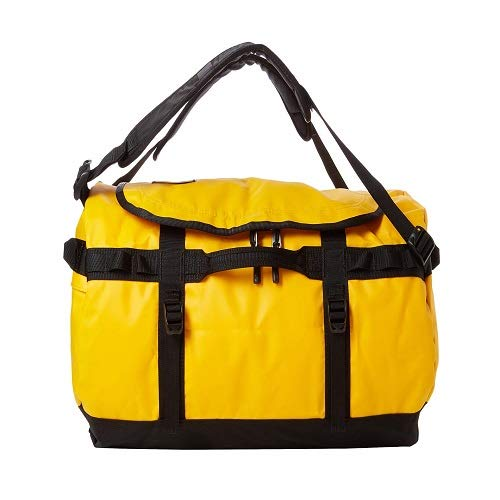 THE NORTH FACE Base Camp Duffel - M, Summit Gold/TNF Black