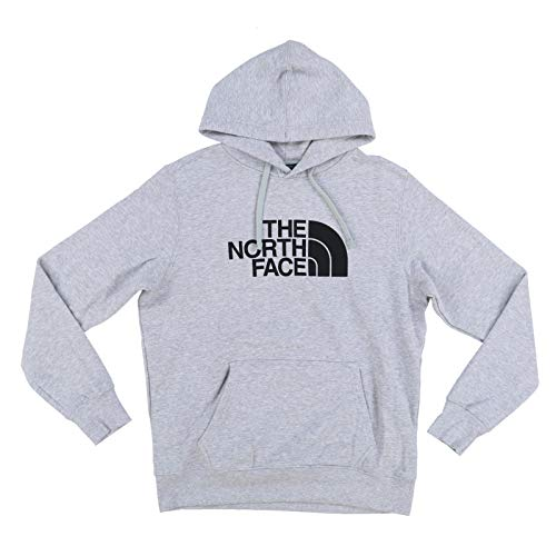 The North Face Men Surgent Half Dome Pullover Hoodie TNF Red